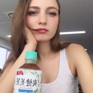 アレクサンドラ(ロシア人モデル...
