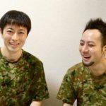 トッカグンが面白い!自衛隊出身の吉本芸人の出身や経歴、戦闘糧食レポから後方支援まで!